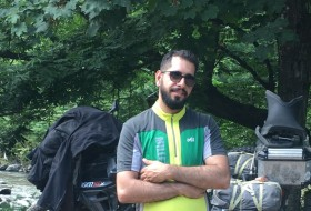 Aref, 34 - Just Me