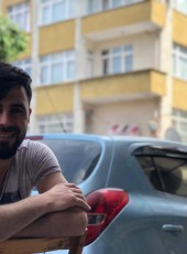 İbrahim, 28, Turkey, Istanbul