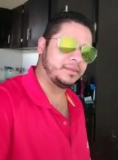 Marco Antonio, 31, Mexico, Tepic
