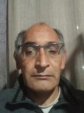 ISMAEL, 63, Argentina, La Plata