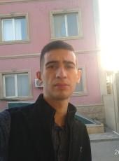 Samir Nesrullaye, 23, Azerbaijan, Baku