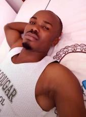 Joseph, 29, Tanzania, Dodoma