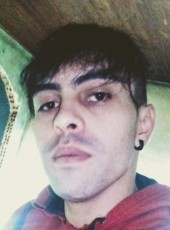 Junior, 23, Brazil, Uniao da Vitoria