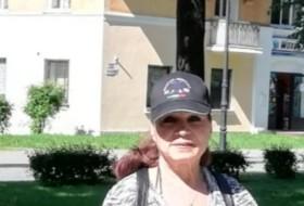 Ida, 72 - Just Me