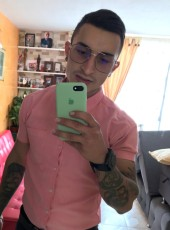 Josue, 25, Colombia, Bogota