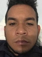 Jose Miguel, 25, Colombia, Bogota