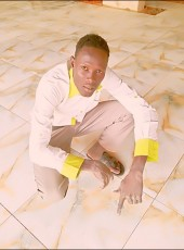 Wilson, 26, Sudan, Khartoum