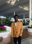 Marcus Sheku, 23  , Freetown