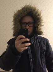 Эрик, 20, Россия, Новосибирск