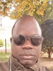Oumar, 40, France, Cergy-Pontoise