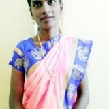 Rajieshwari, 18  , Trichur