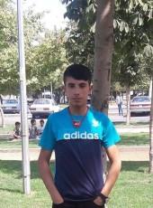 Hüseyin, 18, Turkey, Ankara