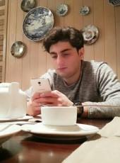 Murad Ibragimov, 28, Azerbaijan, Baku
