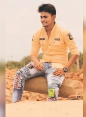King, 22, India, Rajampet