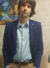 Seryega, 27, Russia, Moscow