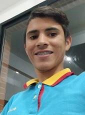 Daniel, 18, Venezuela, Caracas