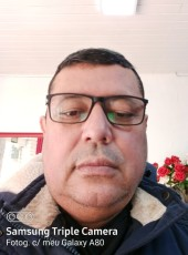 Orion Gonçalves , 51, Brazil, Sao Borja