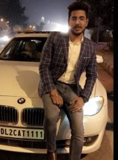 Harsh, 23, India, Delhi
