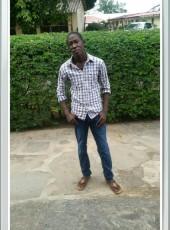Aaron , 18, Kenya, Nairobi