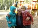 YaROShKA , 60 - Just Me сентябрь 2014 год.я с внучатами