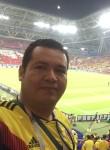 Mauricio, 38  , Bogota