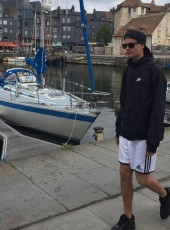 Sean, 23, Denmark, Copenhagen