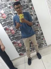 Danilo, 18, Brazil, Sao Paulo
