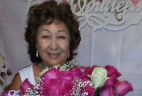 Ulyana, 73 - Just Me