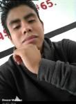 Eliseo, 21  , Monterrey