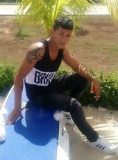 Luis Glender, 26, Spain, Leon