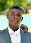 Steeve, 20  , Port-au-Prince