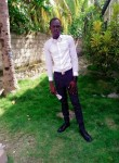 Kensly romelus , 22  , Les Cayes