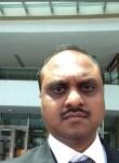 kumar, 45 лет, Chennai