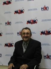 Evgeniy, 63, Russia, Moscow