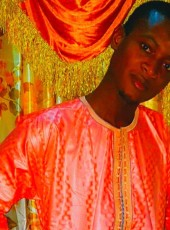 Ahmed, 21, Mali, Bamako