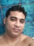 Juan Alberto, 33, Paris