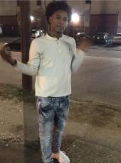 Papi, 21, United States of America, Houston