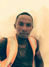 Elvis, 25, Kenya, Mombasa