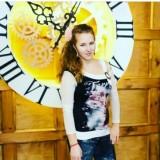 Natasha Grishina, 21  , Shevchenkove (Kharkiv)