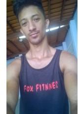 Isailtom, 18, Brazil, Palmas (Tocantins)