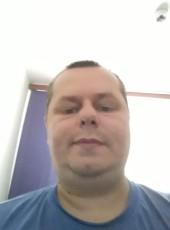 Julius Bienik , 44, Slovak Republic, Hrinova