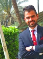 Mustafa, 26, Iraq, Baghdad
