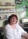 Lyudmila , 59  , Gorishnie Plavni