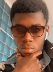 Joshua Asante, 21, Ukraine, Lviv
