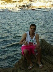 Xavi, 22, Spain, Balaguer
