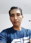 Joel  Toledo , 52  , Lima
