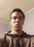 Christafer, 21  , Hanford