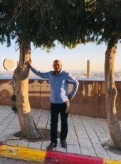 Eyad, 46, Palestine, East Jerusalem