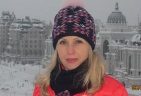 Oksana, 46 - Just Me