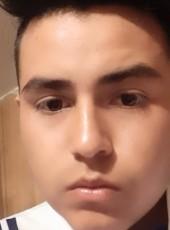 Kevin, 18, Ecuador, Quito